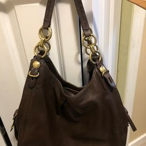 Coach Genuine Leather Bag reduced Price..$reduced$